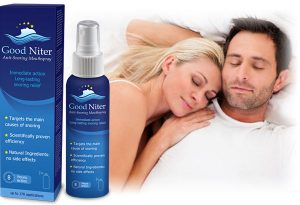 GoodNiter anti snoring spray, ingredients - how to apply?