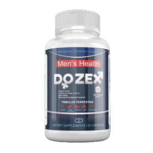 Dozex capsules - ingredients, opinions, forum, price, where to buy, lazada - Philippines