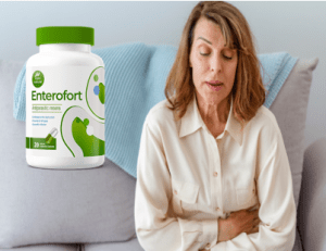 Enterofort capsules how to take it, how does it work, side effects